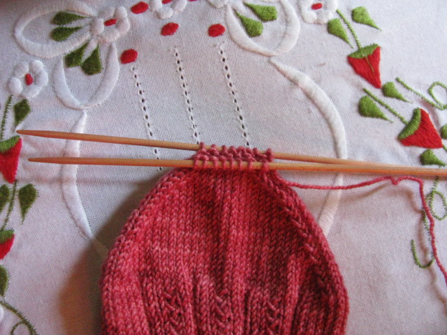 Toe Up Sock Knitting Patterns Free Patterns
