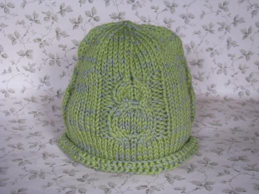 Baby Owl Beanie Knitting Pattern : pattern Knitnscribble.net