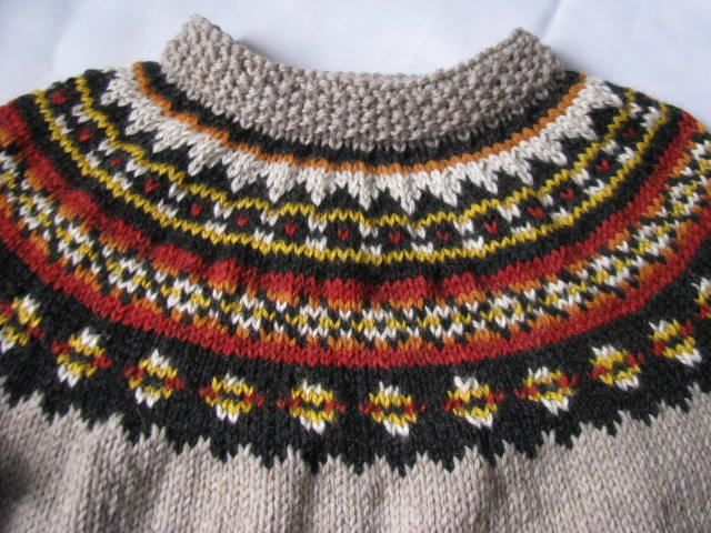 Fair Isle Scarf Knitting Pattern ~ Durgapur.info for .